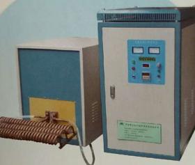 高频感应加热设备不连续加热是什么原因?