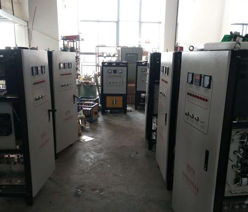 电源系统生产